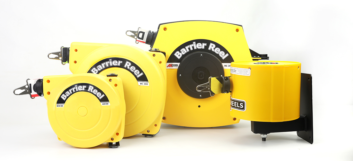 Barrier Reels Range